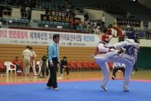 Korean Team Pre-Qualifier for World Qualification Tournament